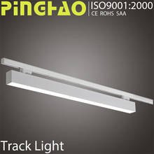 High lumen Pure white dimmable led track light wholesale Office use