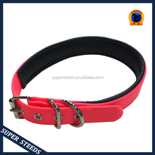 Hot selling top quality PVC dog collar extenders nylon dog collars