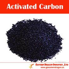 90% Caramel Decolorization 0.10% Iron Content Activated Carbon for Decolourization of Citric Acid