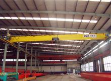 Lightweight single girder bridge crane for sale