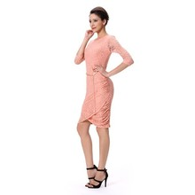 Ladies lace dresses Lace dress designs Lace evening dress