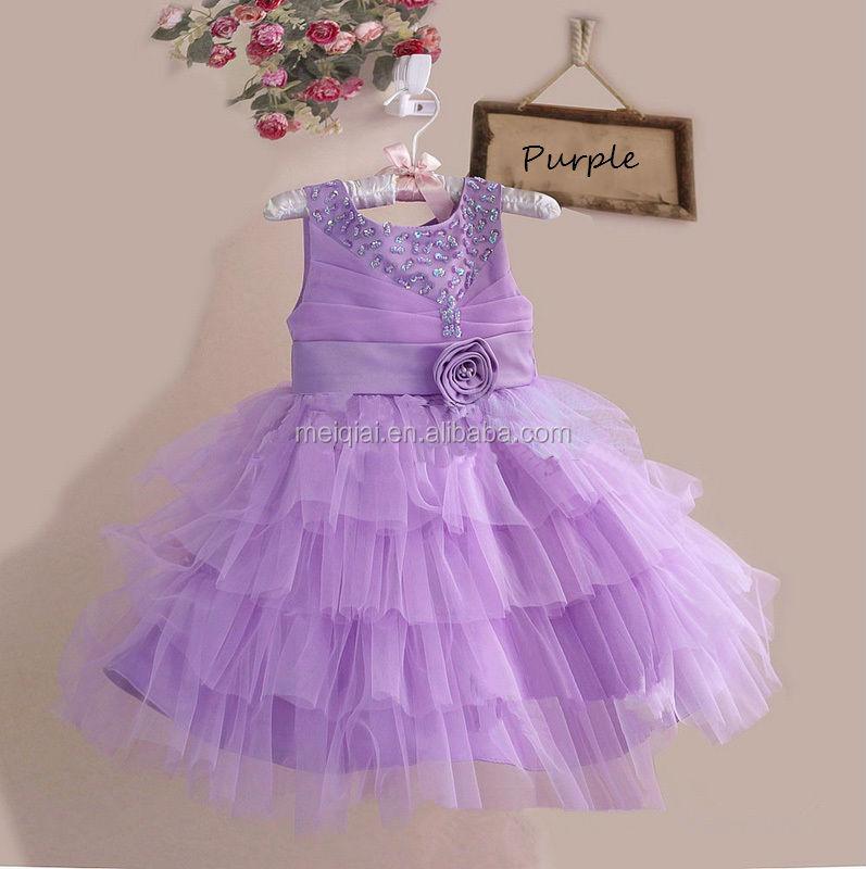 Sgs Certificate Best Price Baby Girl New Birthday Princess Dresses ...