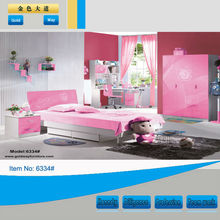 Children beds furniture price for low/middle market