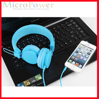 Branded Wired bar Internet cafes Headphone headset