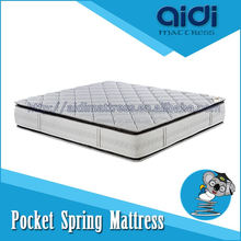 Pocket Spring Full Medicated Mattress