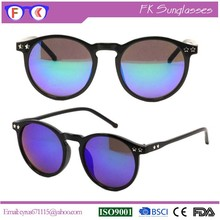 Companies Looking for Distributors Fashion Vintage UV400 Round Sunglasses
