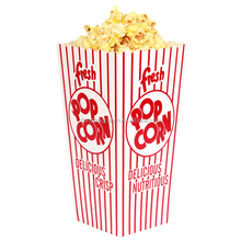 Super Popcorn box