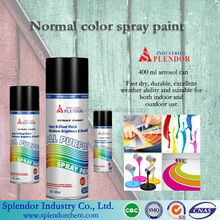 High quality acrylic Spray Paint price low / car paint all colors/ china spray paints