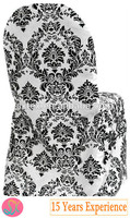 Hot selling For home-use Spandex wedding chair and table cover