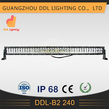 pick up light accessories 4x4 suv jeep cars tractor automobile 42 inch 240w led light bar