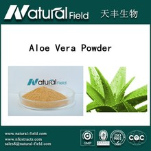 Pollution-Free Base Aloe Vera Extract Aloin 40% A+B