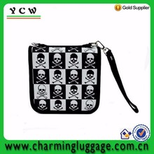 Custom skull DISC holder portable funny cute cd dvd case