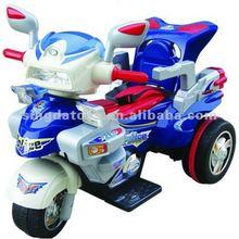 6833 Kids Ride on Plastic Toy Motorbike