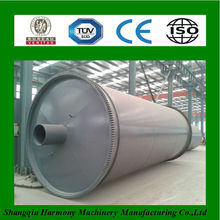waste tyre/rubber/plastic recycling plant 50% oil output waste recycling to oil equipment