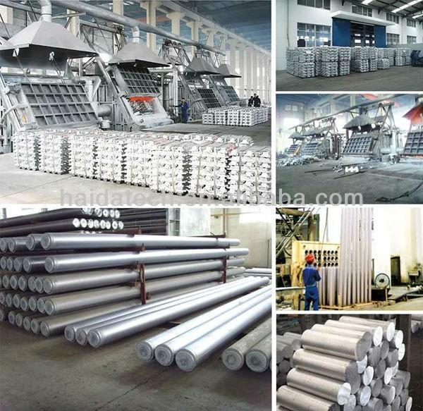Китай Экструзии Алюминиевого Профиля для СВЕТОДИОДНЫХ Полосы Проектирования