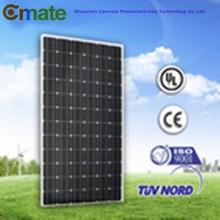 Low price mini solar panel monocrystalline 220w solar panel