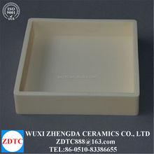 99% Al2o3 ceramic crucible