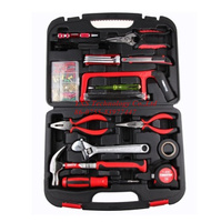 Forgestar household repair tool kit 136 in 1 multifunctional diy kit