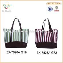 100% Cotton Canvas Bag China Custom Carry Tote Bag