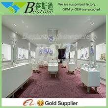 Retail jewellery store interior design/ jewellery shops interior design images
