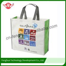 Environmental hot sales pictures printing non woven shopping bag