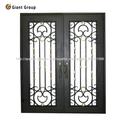 nuevo diseño de puerta forjada/ parrilla de hierro