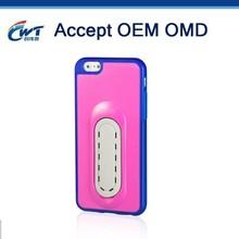 china supplier cell phone shoulder holder for iPhone 6,handphone holder for iPhone 6 shoulder holster