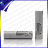 Factory directly selling 18650 battery 3.7V 2250mAh lithium ion battery ,rechargeable 3.7v cylinder lithium ion battery