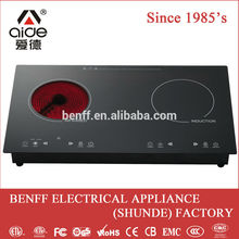 Cocina de inducción y de infrarrojo lejano B6013 Cocina eléctrica