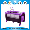 2015 latest bed designs competitive baby crib travel baby crib manufactured in China