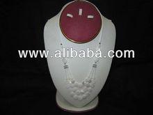 china like neck wear but with origional stones beaded new fashion jewelry