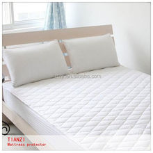 Bamboo Viscose Crib Quilted Waterproof Mattress Pad