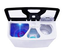 11kg CE CB SASO SONCAP three tub washing machine