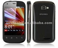 i667 3.5 inch android phone MTK 6515 1GHz Dual SIM Cards Dual Standby
