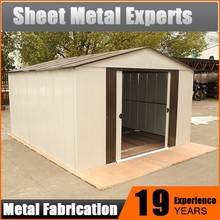 2015 new style cixi professional supplier hot sale metal used garden sheds