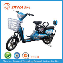 ELECYCLE 60V/350W Lead-acid battery light and mini Electric Motorcycle