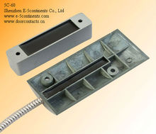 top performance magnetic contact for roller door with FCC,CE and Rohs