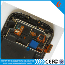 Hot sale lcd for samsung galaxy S3 mini i8190 lcd touch screen with good service