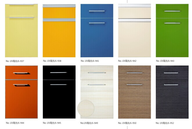 High Gloss Kitchen Cabinets Color Combination Cabinet: High Gloss Color Combinations Modular Kitchen Cabinet
