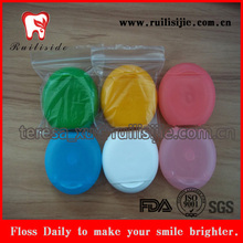 Bubble Gum Dental Floss with FDA Cerrificate