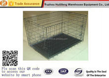 Folding Collapsible Outdoor Dog Kennel Preassembled Kit