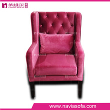 China foshan French classic lounge chair comfortable fabric leisure single sofa chair buy bedroom furniture online