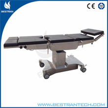 BT-RA008 Top quality c-arm and x-ray mobile neurosurgery operating table