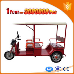 48V 800W 3 wheel motorcycle trike with closed body