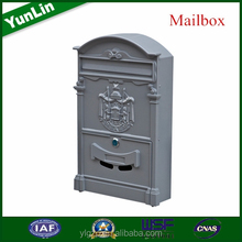 waterproof wall mount american mailbox delivery the optical lens envelope