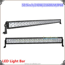 Wholesale 4x4 straight high power 100w 22inch car led offroad light bar