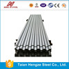 high quality and competitive price of color coated corrugated ppgi steel roofing sheet