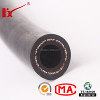 flexible rubber water garden hose pipes with lower price