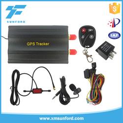 software gps tracker mobile car GPS tracker