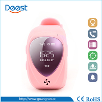 2015 wholesale personal use gps gsm adult watch tracker